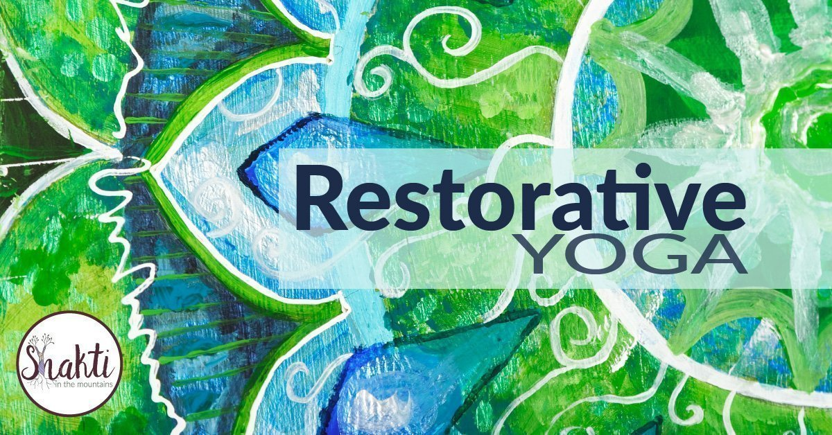 Restorative Yoga - Johnson City, TN