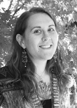 Abby Artemisia, founder of the WANDER school