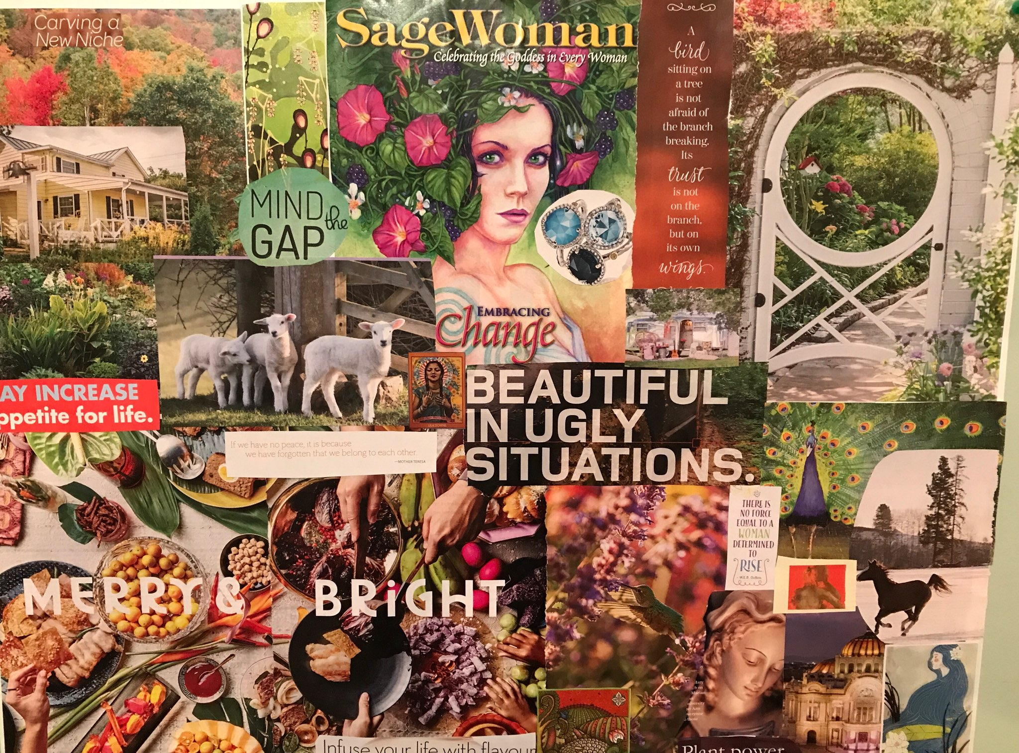 Vision Board Workshop @ Shakti in the Mountains | Johnson City | Tennessee | United States