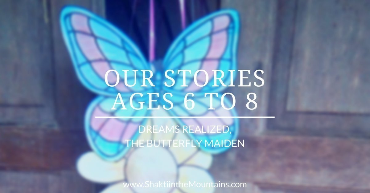 Our Stories: April (Ages 6 to 8)