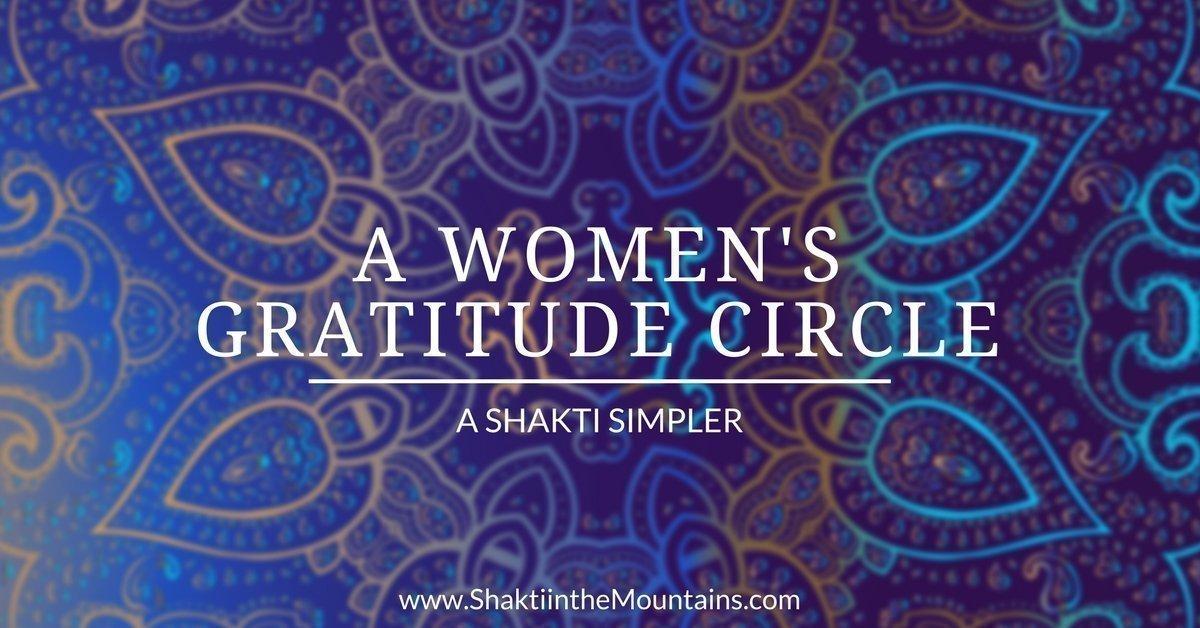 Gratitude Simpler