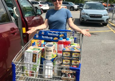 Little Free Pantry Donations